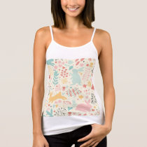 rabbits,nature,spring colours,easter,hipster,good tank top