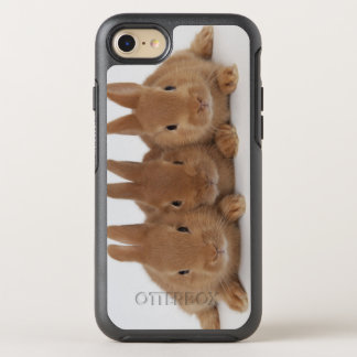 Rabbits.Netherland Dwarfs. OtterBox Symmetry iPhone 8/7 Case
