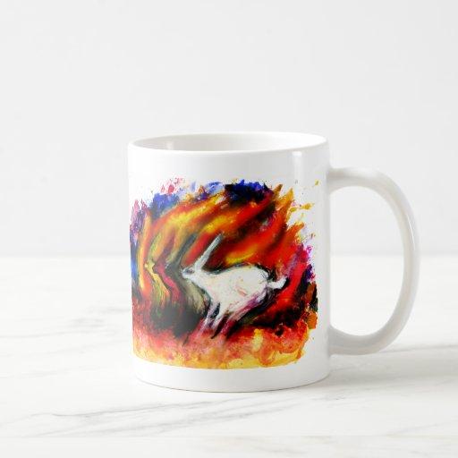 Rabbits of the Apocalypse Coffee Mug