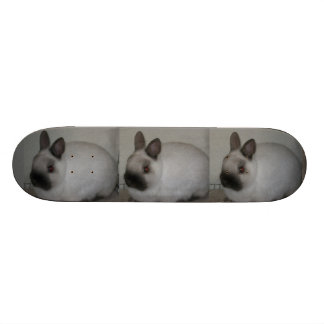 Rabbits on the Go Skating Skateboard Deck