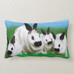 rabbit's pillow
