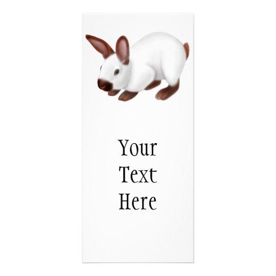 Rabbits Rack Card
