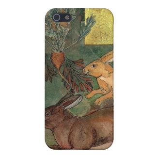 """Rabbits Redux""  by Elizabeth Van Riper iPhone 5/5S Cover"