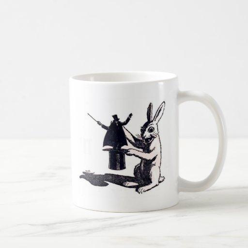 Rabbit's Revenge Classic White Coffee Mug
