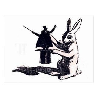 Rabbit's Revenge Postcard