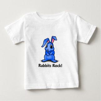 Rabbits Rock! Tees