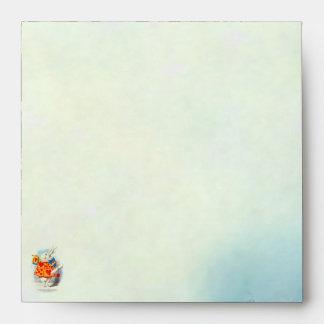 Rabbitt in Alice in Wonderland ~ Envelope