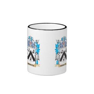 Rabbitte Coat of Arms - Family Crest Ringer Coffee Mug
