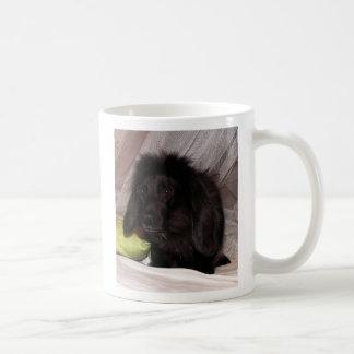 Rabbog Classic White Coffee Mug