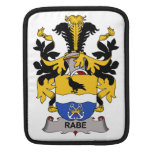 Rabe Family Crest Sleeve For iPads