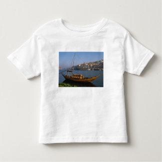 Rabelo Boats, Porto, Portugal Toddler T-shirt