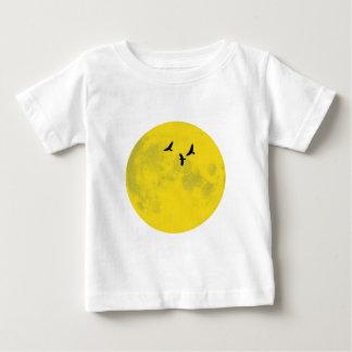 Raben moon raven moon baby T-Shirt