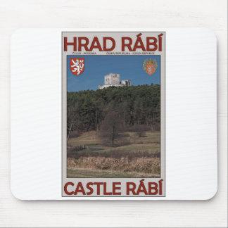 Rabi Castle Mouse Pad