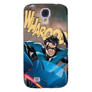 Rabia del granuja de Batman - 2 Funda Para Galaxy S4