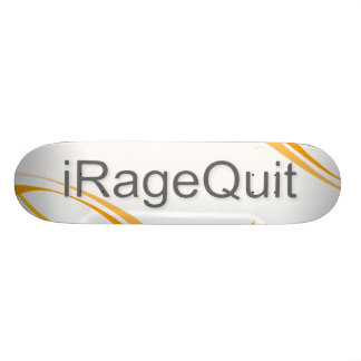 rabia del iRageQuit que abandona videojugador Patin