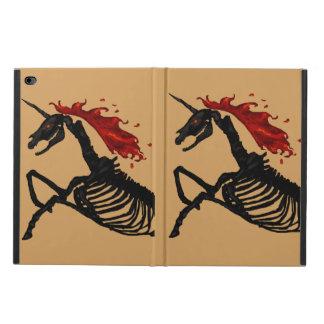 Rabia - esqueleto del unicornio