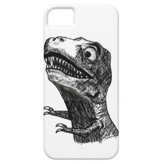 Rabia Meme - caso de T-Rex del iPhone 5 iPhone 5 Carcasas