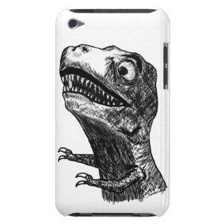 Rabia Meme de T-Rex - caso del tacto 4 de iPod iPod Touch Case-Mate Funda