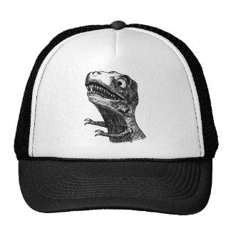 Rabia Meme - gorra de T-Rex