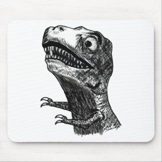Rabia Meme - Mousepad de T-Rex