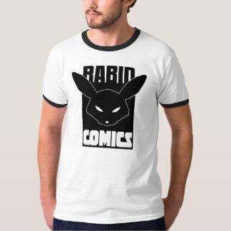 Rabid Comics Ringer Shirt