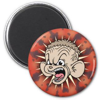 Rabid Hamster Magnet