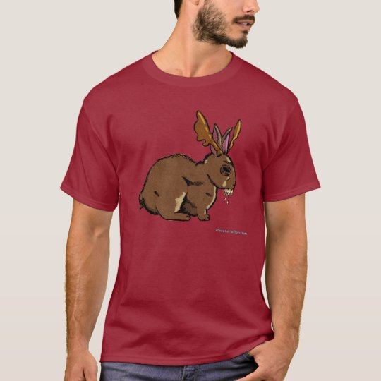 Rabid Jackalope T-Shirt