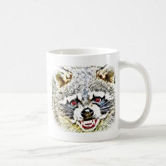 Rabid Raccoon Coffee Mug