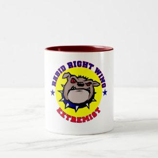 Rabid Right Wing Extremist Mug