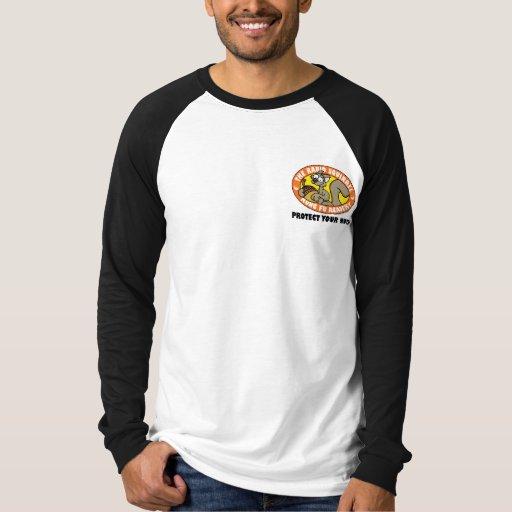 Rabid Squirrel Kung Fu - Shirt 2