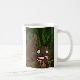 Rabid Squirrel Mug