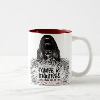 Rabies Is MADNESS Mug