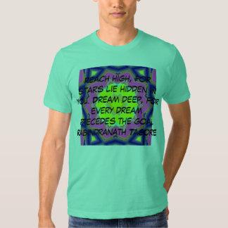 Rabindranith Tagore Tee Shirt