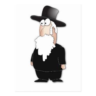 Rabino Tarjeta Postal