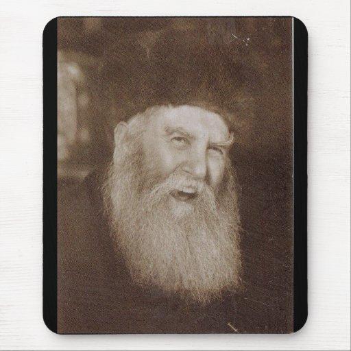 Rabino Yosef Yitzchak Schneersohn Mousepad