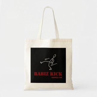 Rabiz Kick Bags!! Tote Bag