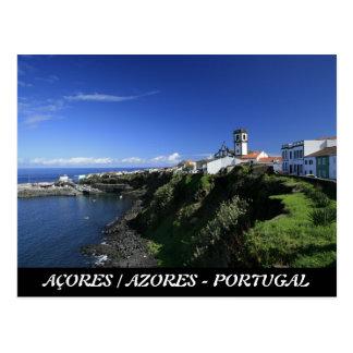 Rabo de Peixe - Azores Postcard