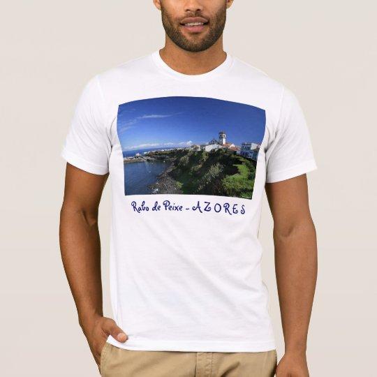Rabo de Peixe - Azores T-Shirt