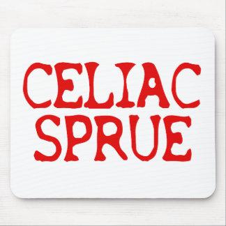 Rabos de colada celiaco tapetes de ratones