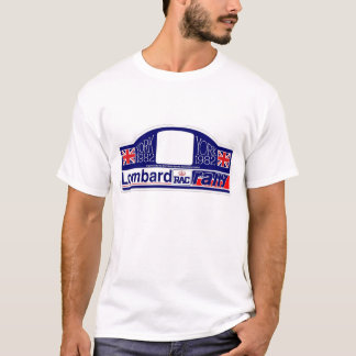 RAC Rally '82 T-Shirt
