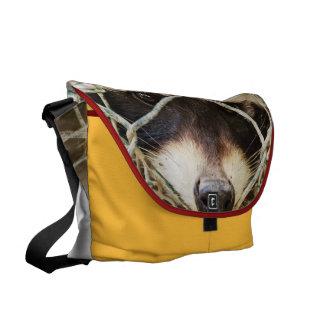 Raccon   Rickshaw Messenger Bag
