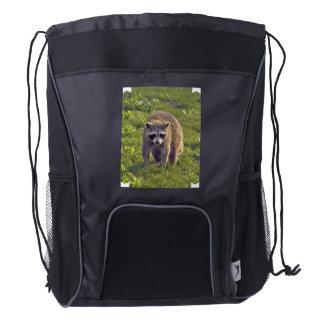 raccoon-22.jpg mochila de cordón