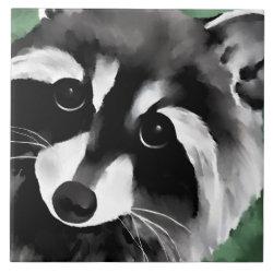 raccoon tiles