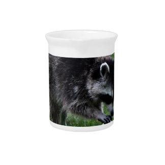 Raccoon Beverage Pitcher