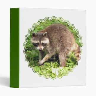 Raccoon Binder