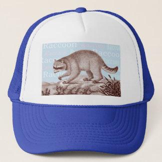 Raccoon Cap - Great for Animal Lovers