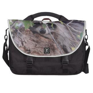 Raccoon Commuter Bags