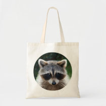 Raccoon Coon Wild Animals Wildlife Bag
