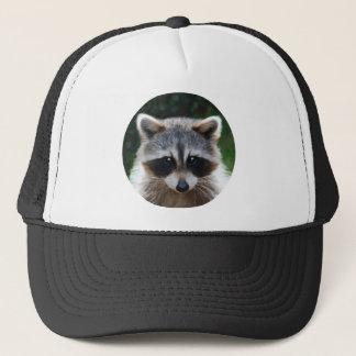 Raccoon Coon Wild Animals Wildlife Hat