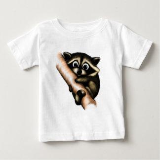 Raccoon Design Baby T-Shirt